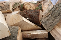 1 Standard dumpy bag Kiln Dried Hardwood Logs
